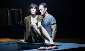 Obsession, starring Jude Law and Halina Reijn