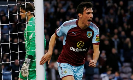 Jack Cork and Ashley Barnes on target as Burnley ease past Swansea City