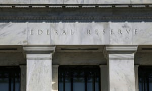 The Federal Reserve Board building on Constitution Avenue in Washington, U.S.