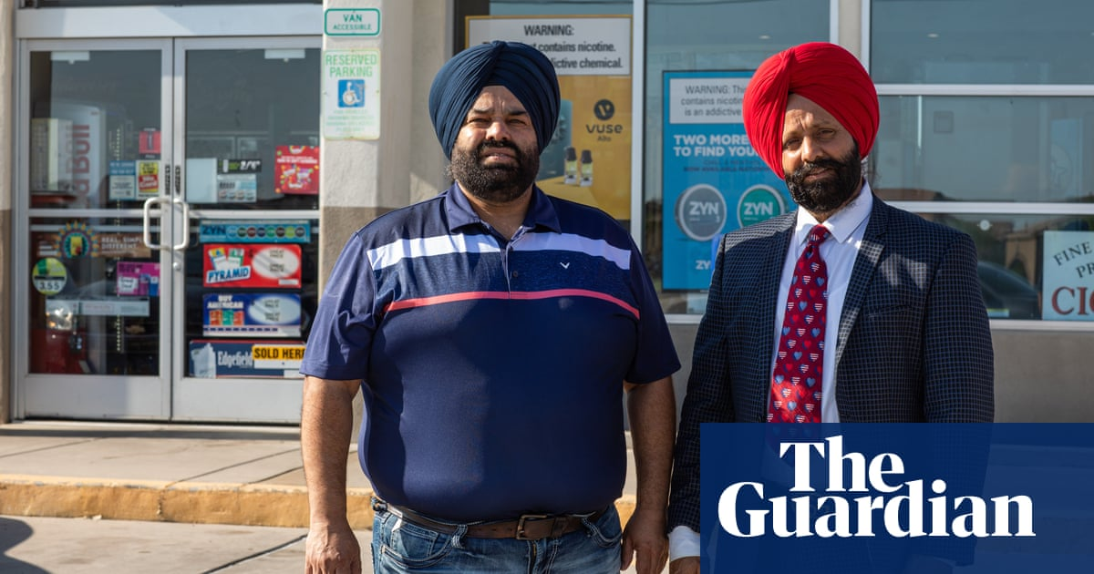 'This is my country': how the family of Balbir Singh Sodhi resolved to carry on his American dream