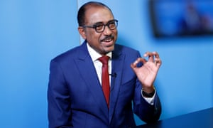 Michel Sidibe is to leave UNAids and take up a position as a health minister in Mali.