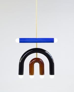 Light by furniture designer Pani Jurek from the Poland collection