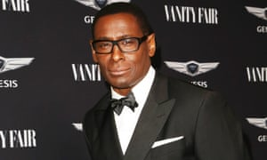 David Harewood responded to remarks made by Samuel L Jackson.