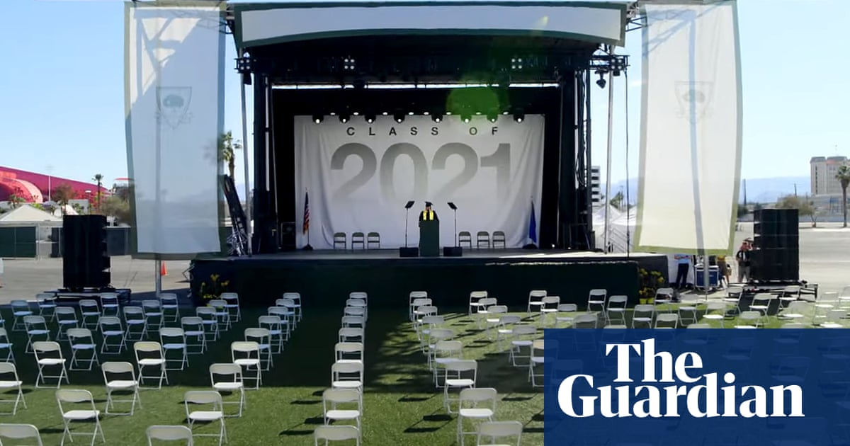Ex-NRA chief tricked into speech to 3,044 empty chairs for gun victims