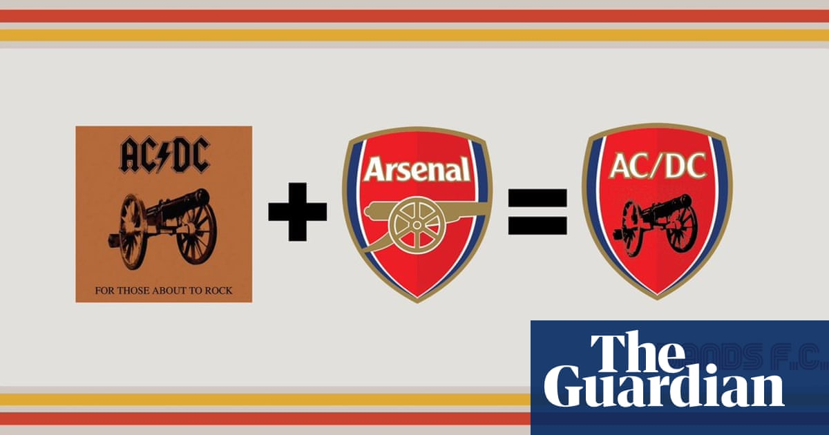Bands FC: where music and football badges collide | Football