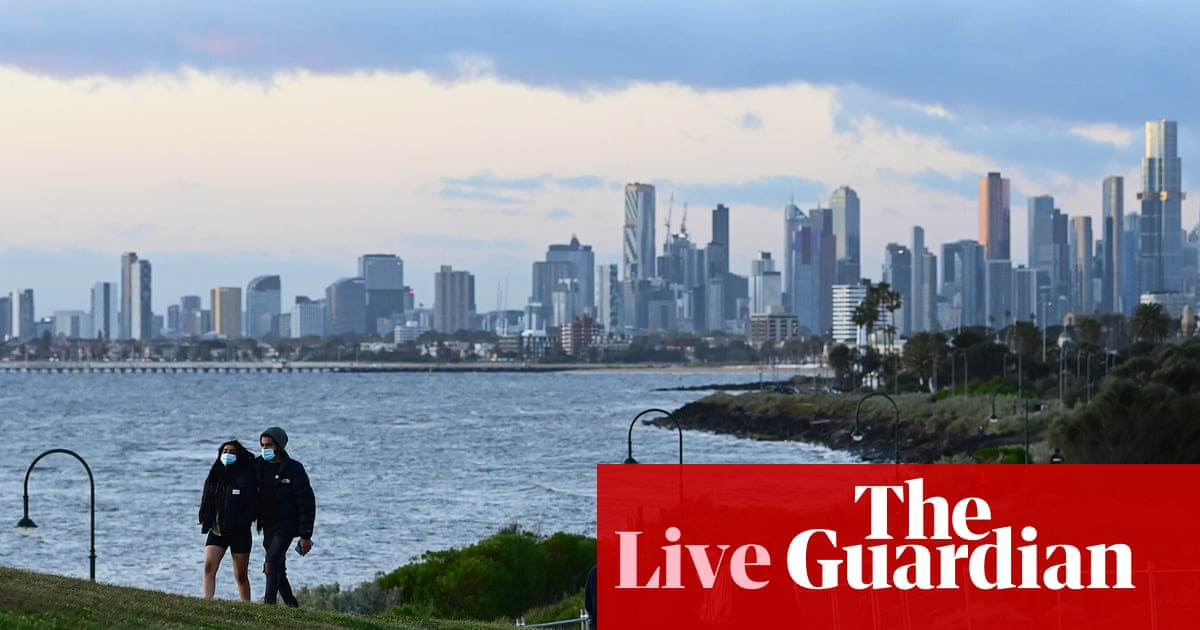 Australian politics live: Scott Morrison challenges Labor on 2050 targets, Victoria opens border to NSW