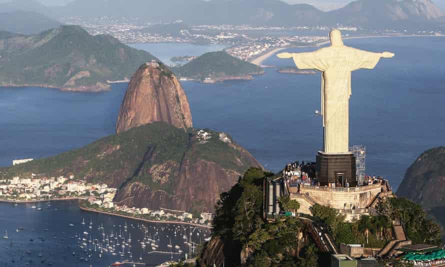 Rio's Christ the Redeemer.