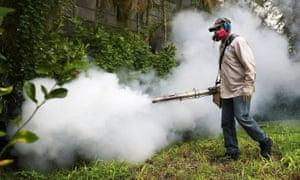 Zika spray