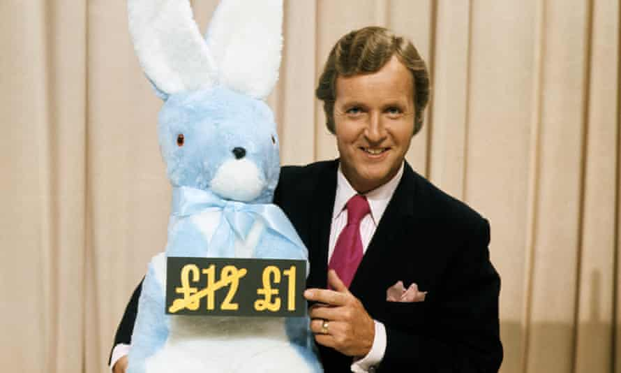 Winner takes all … Nicholas Parsons on Sale of the Century.