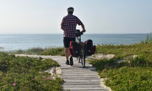 Lithuanian Seaside Cycle Route with bicycle.lt