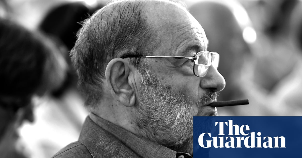 Umberto Eco In Quotes 10 Of The Best Books The Guardian