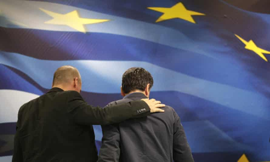 Yanis Varoufakis and Euclid Tsakalotos