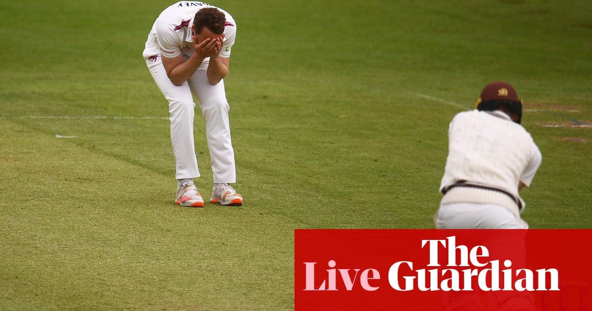 Essex v Derbyshire, Worcestershire v Durham and more: county cricket – live!