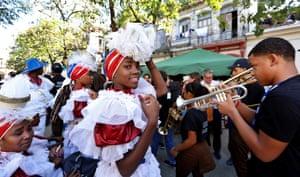 Havana's jazz festival