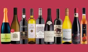 Bottles of wine, Fiona Beckett's top wine picks for Christmas 2017.