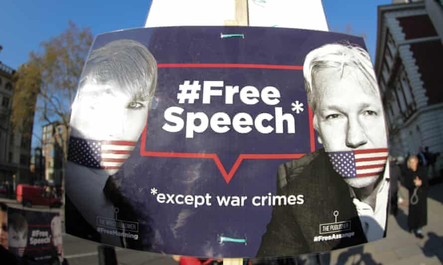 Julian Assange, the founder of WikiLeaks, was arrested at the Ecuadorean embassy in London.