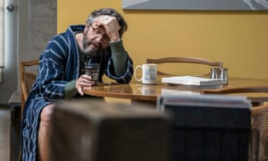 Marc Maron plays a barely-concealed version of himself in Easy.