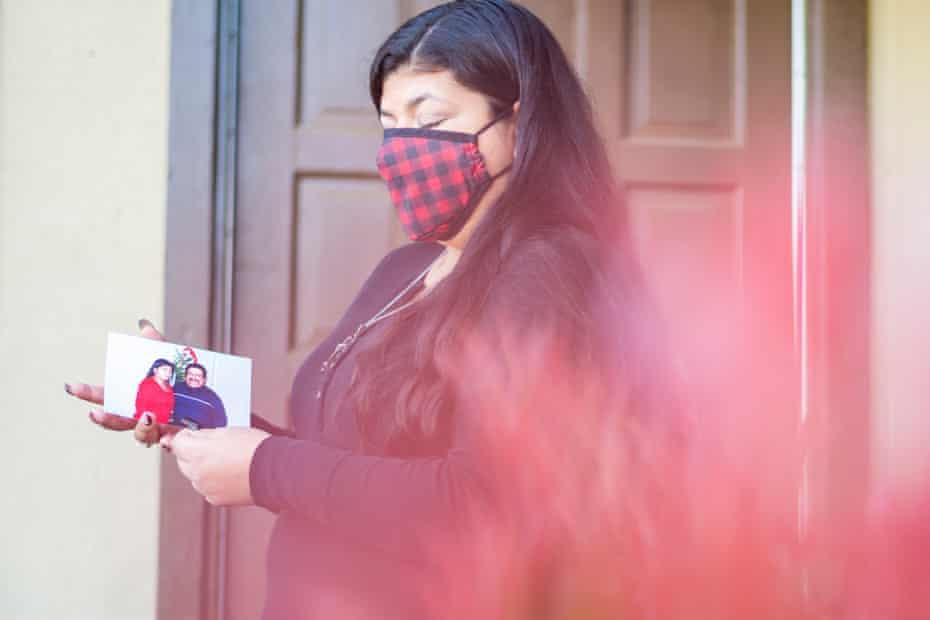 Erika Martinez: 'Don't walk around complaining you can't breathe with a mask. You can't breathe when you're six feet under.'