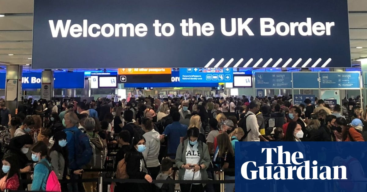 EU fears citizens will be barred from flights to UK due to rules confusion