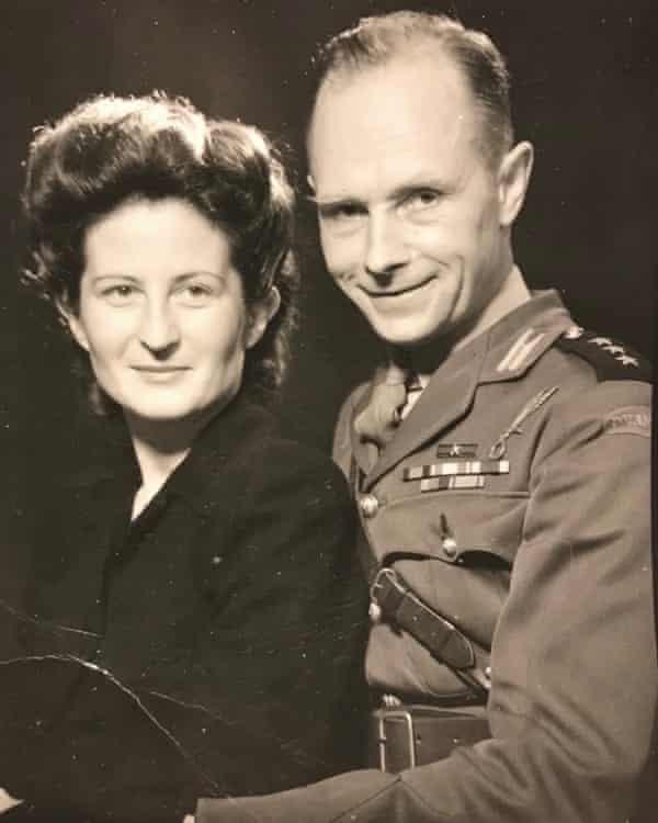 Józef Zabielski and wife Maria