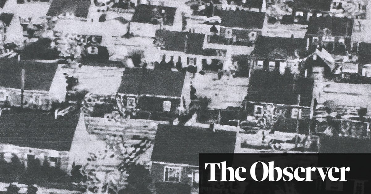 Richard Forster: Levittown review – little boxes remade with