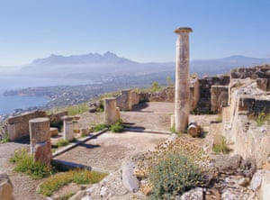 Sicily, birthplace of Theocritus and so where the lost pastoral poetry tradition originated.