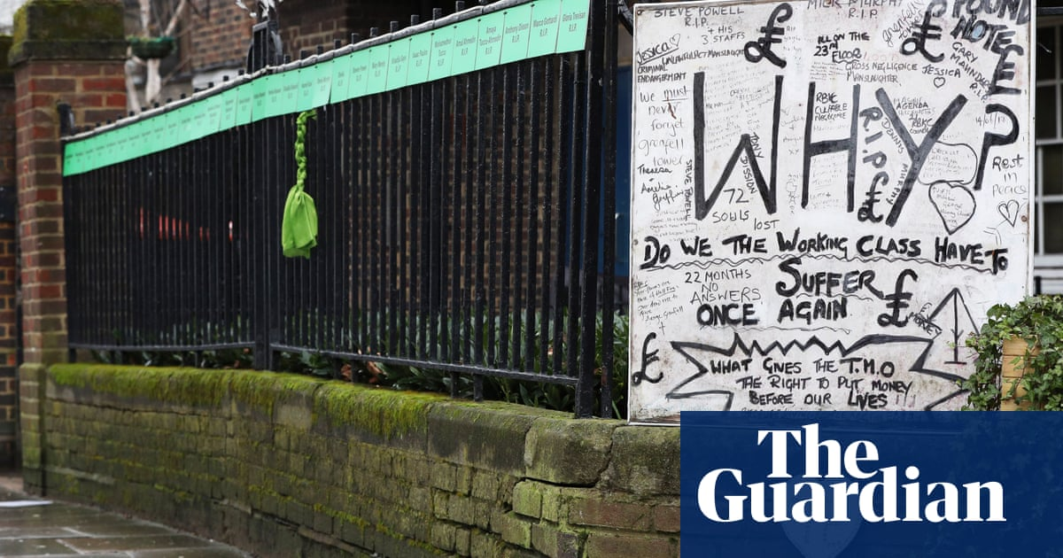 Grenfell landlord didn't take 'risk of another fire seriously', inquiry told