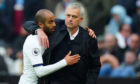 José Mourinho puts on humble front but shows signs of sparking old fires