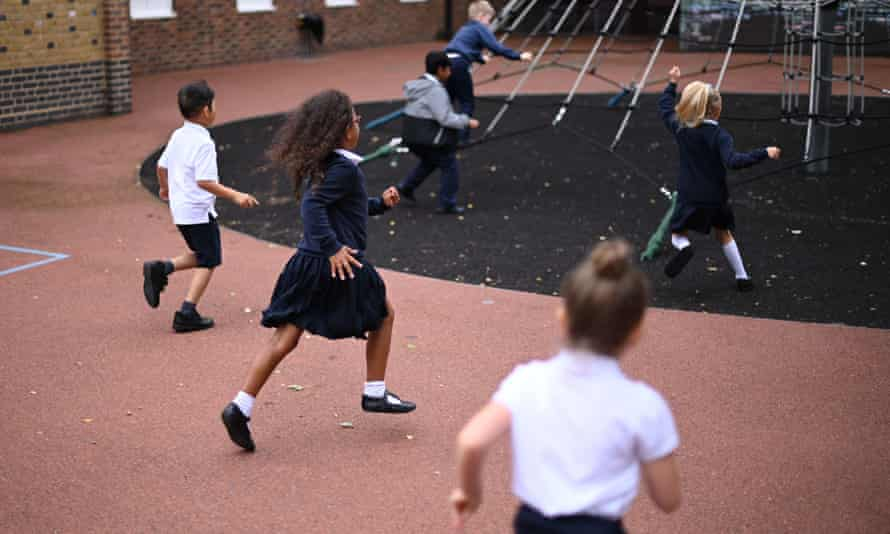 Nearly a quarter of primary school pupils have been taught in-person this February