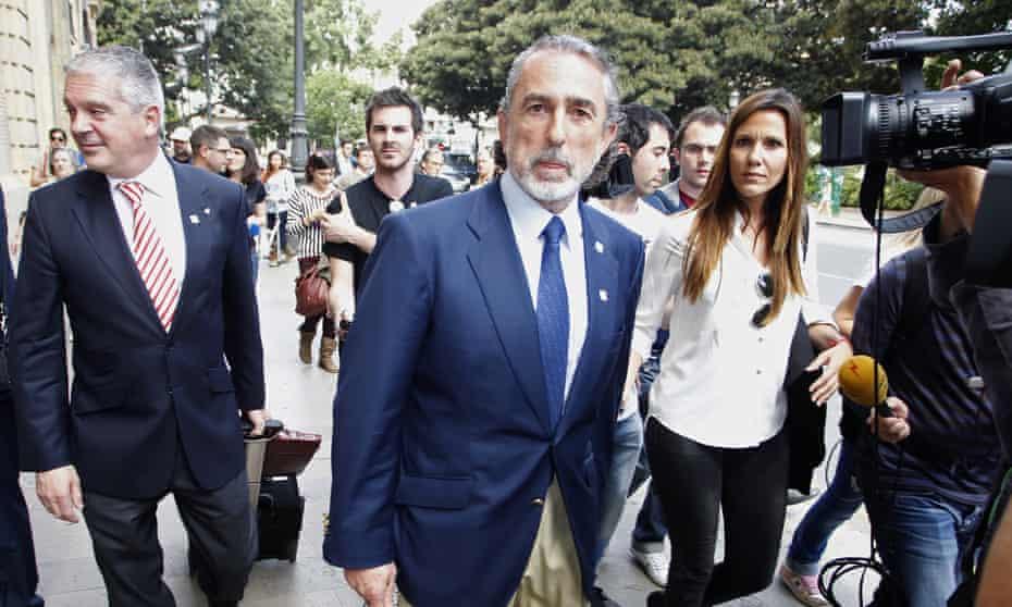 Francisco Correa in Valencia, 2013