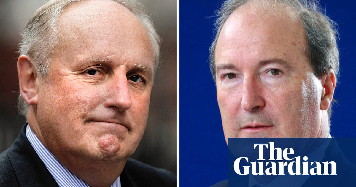 Are Paul Dacre and Charles Moore set to rule over British media?