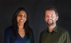 Vidhya Ramalingam and Ross Frenett