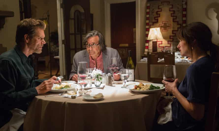Kevin Bacon, Griffin Dunne and Kathryn Hahn in I Love Dick