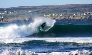 Ben's Surf Clinic, Ireland