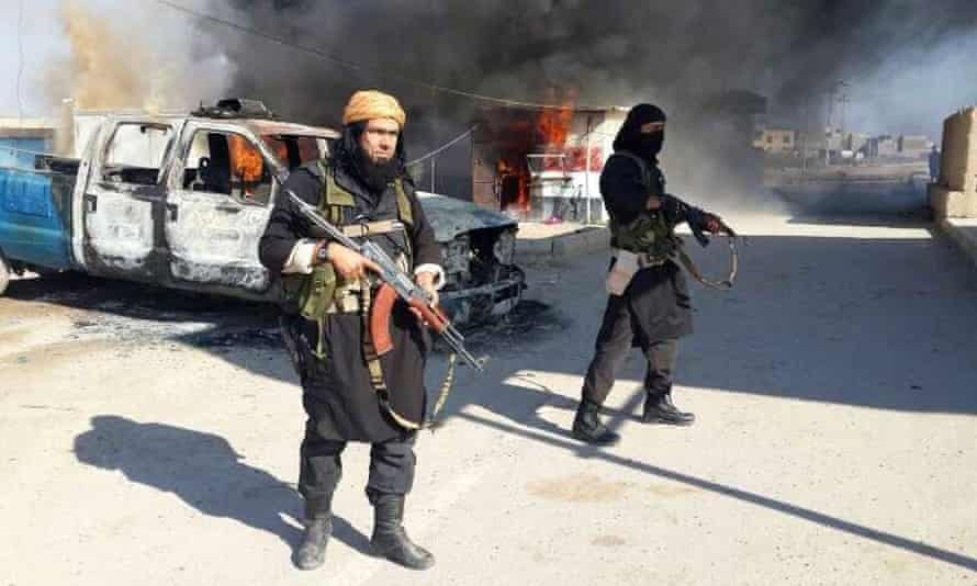 Abu Wahib, a senior Islamic State leader in Iraq's Anbar province, and three other jihadists have been killed by a US airstrike.