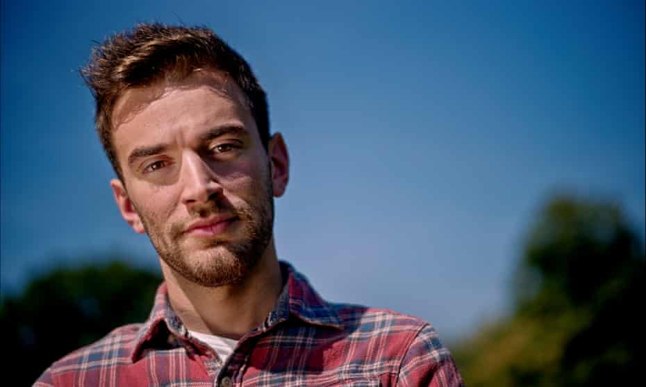 Jonny Benjamin … 'We need more sports stars, more footballers to talk about their vulnerabilities.'