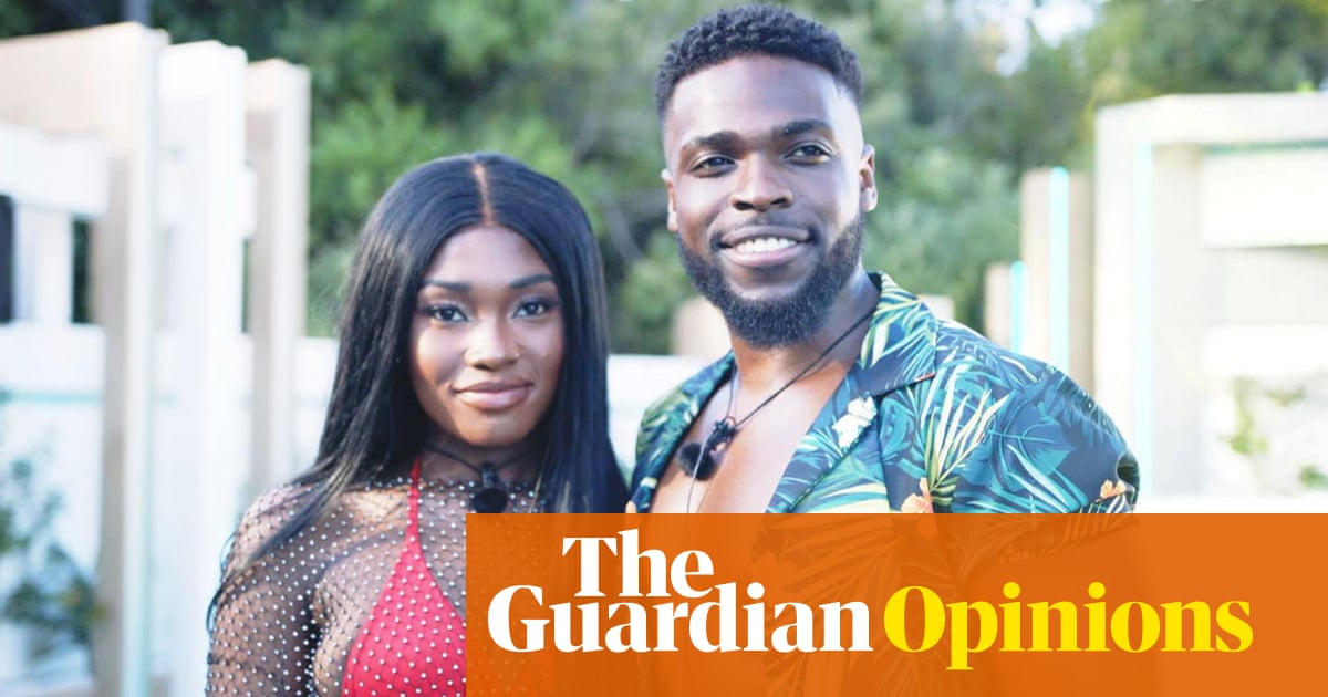Why a black couple on Love Island has caused a happy hysteria