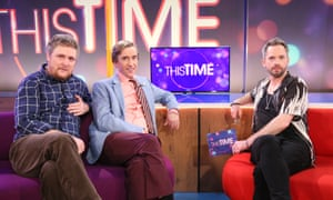 Has he blown it for good? ... This Time with Alan Partridge.