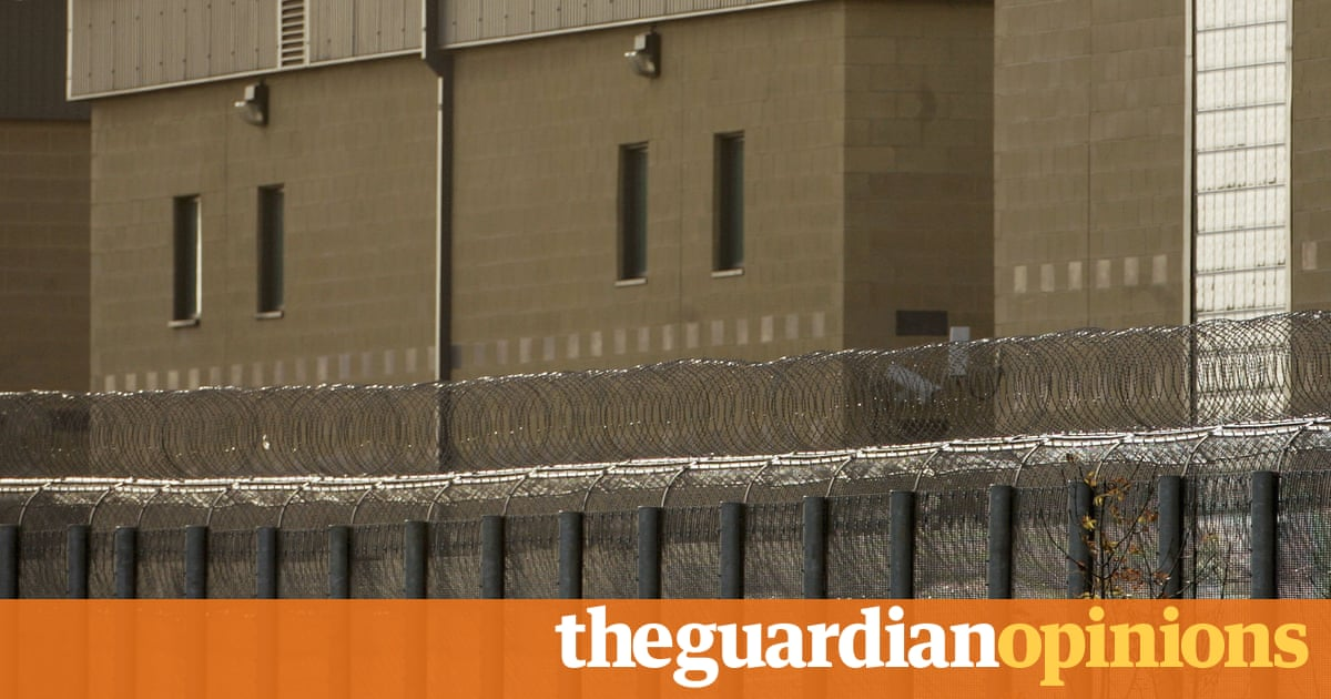 I sought refuge from torture in the UK. Only to be locked up again | Serge Eric