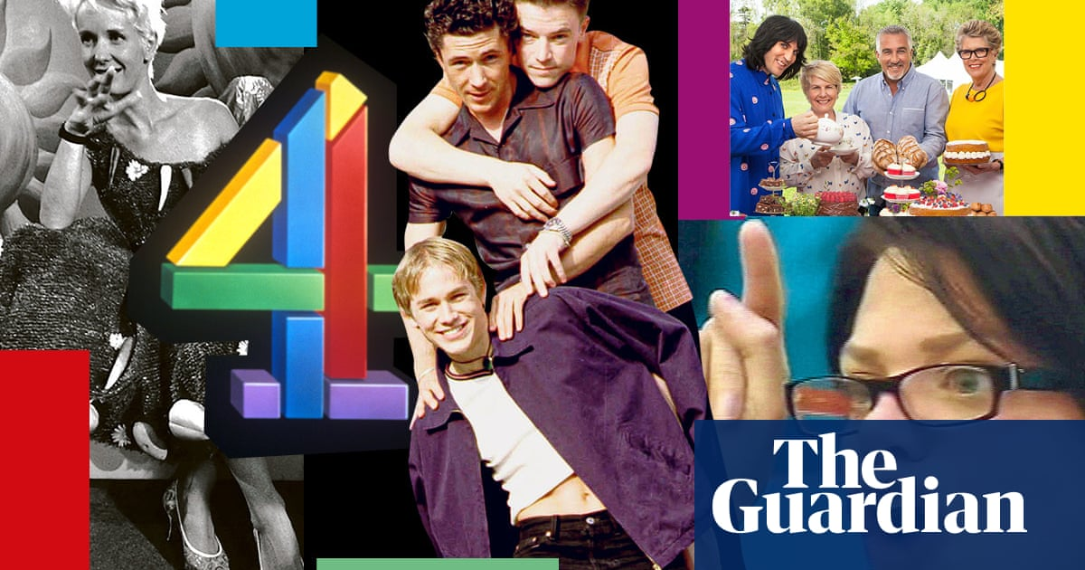 From a Brookside kiss to 'sadistic' foreign films: Channel 4's 20 most groundbreaking – and controversial – shows