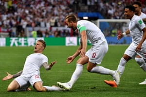 It's 1-0 to England!