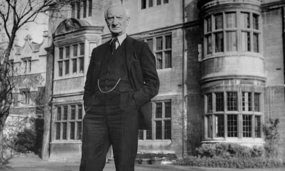 William Beveridge circa 1944