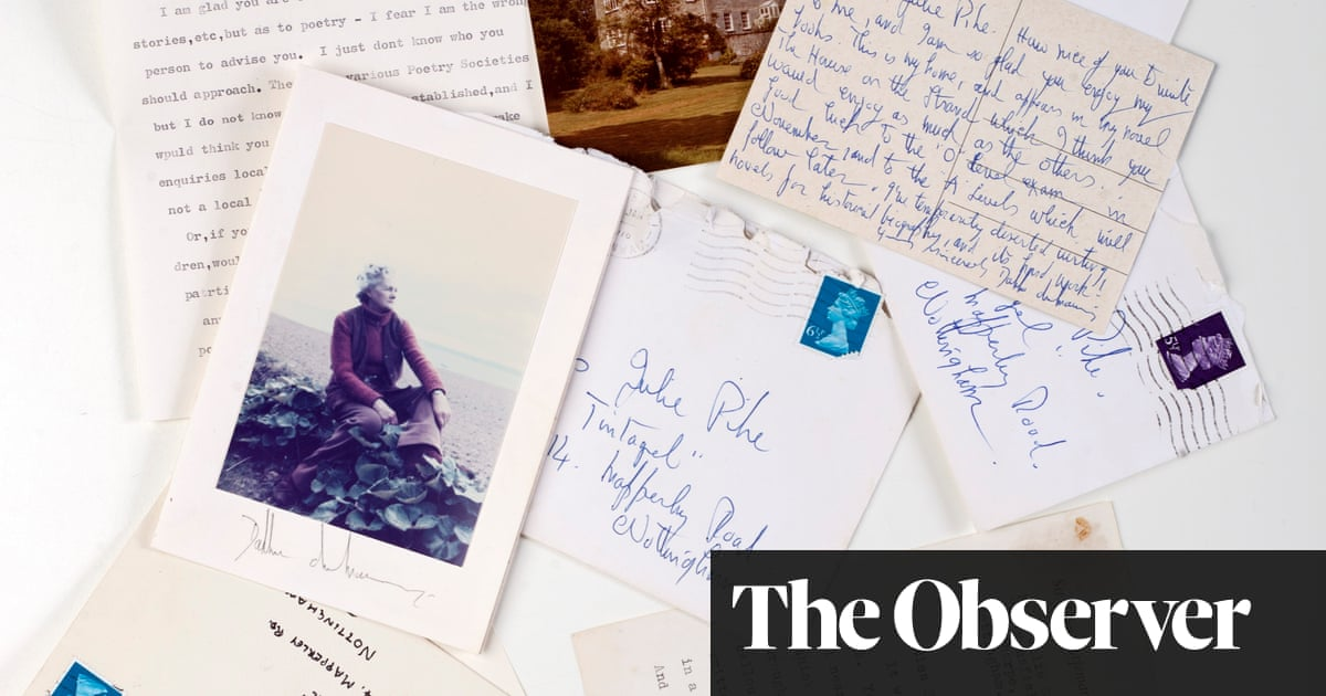 Fiction That Makes You Think About >> From Fan Mail To Fiction The Letters From Famous Authors That Made