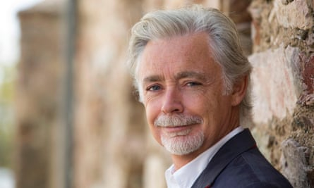 Grittly realised world … Eoin Colfer.