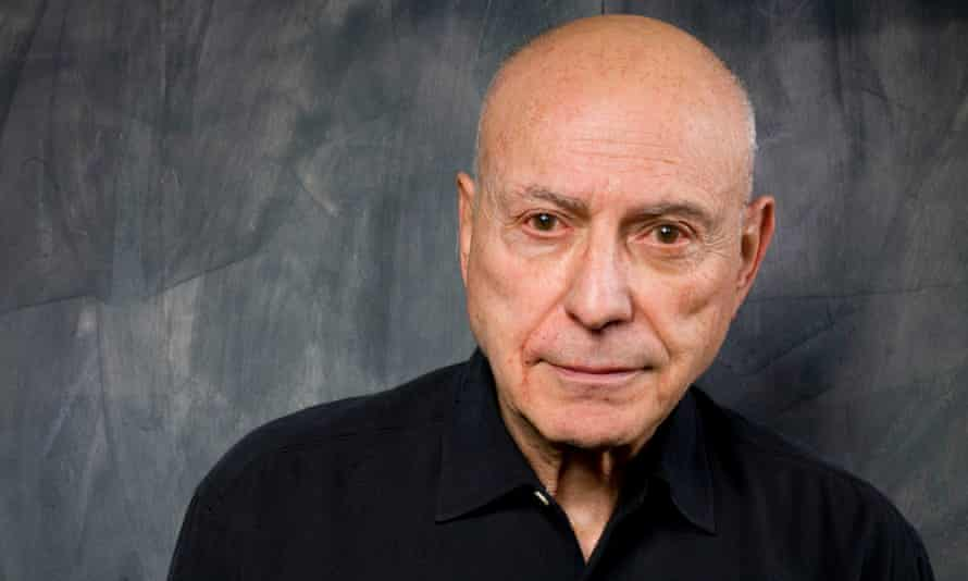 'Meditation saved my life' … Alan Arkin, author of Out of My Mind.