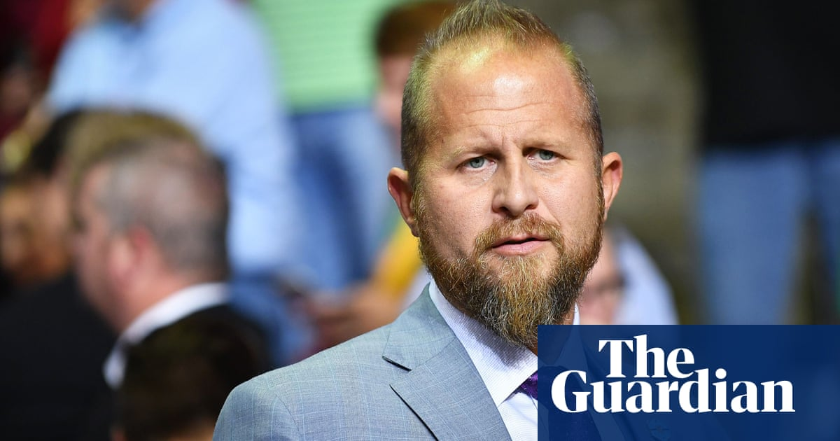 Brad Parscale former Trump campaign manager hospitalised after self-harm threats – The Guardian