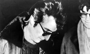 John Lennon signs an autograph for Mark David Chapman on the day he was murdered in 1980.