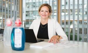 Dannielle Borger, Henkel Headquarter, Düsseldorf, Germany, 2019-08-30