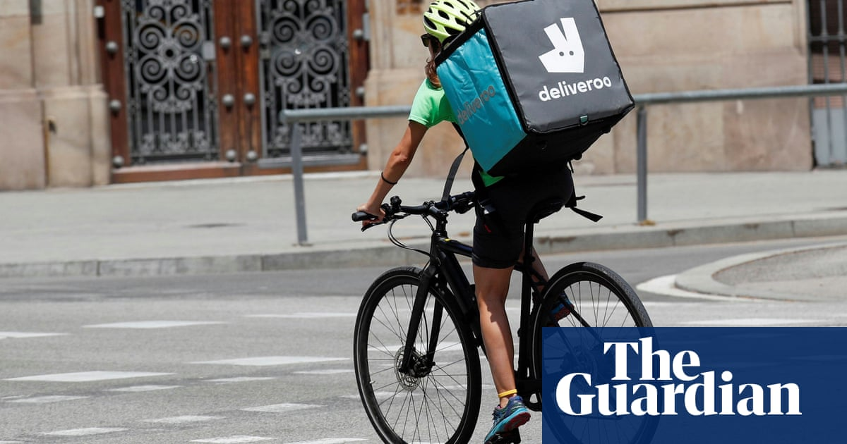 Deliveroo unveils plans to pull out of Spain in wake of 'rider law'