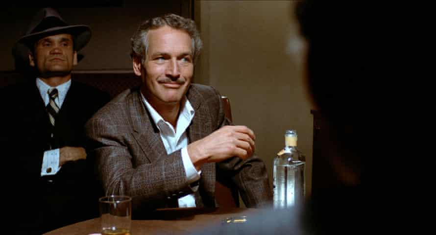 Paul Newman in The Sting.